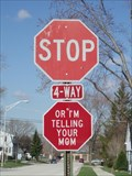 Image for Stop Or I'm Telling Your Mom - Oak Lawn, IL