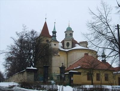 Discalced Carmelites Monastery - Slaný, CZ - Abbeys, Convents and