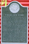 Image for F. Weigl Iron Works