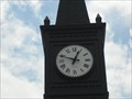 Image for Great River Bridge Town Clock - Westfield, MA