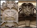 Image for Dva znaky rádu menších bratrí konventuálu (Minoritská) - Brno, Czech Republic