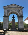 Image for Bülows Monument - Fredericia, Danmark