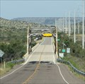 Image for Pecos River Bridge -- SH 290 between Sheffield and Ozona TX