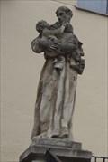 Image for Svatý Antonín z Padovy - Saint Anthony of Padua (Brno, CZ)
