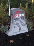 Image for Korean War Memorial - Remembrance Gardens - London, ON
