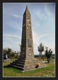 Image for Obelisk to the liberators (Obelisk osvoboditelu) - Vrbice, Czechia