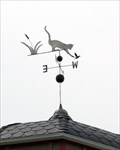 Image for Anderson House Weathervane - Wabasha, MN