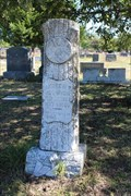 Image for Andrew F. Robinson - Oakland Cemetery - Weatherford, TX