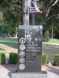 Image for Goldsby Veterans Memorial - Goldsby, OK United States