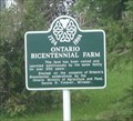 Image for Ontario Bicentennial Farm - Bath Ontario