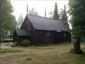 Image for Sodankylän vanha kirkko - Sodankylä Old Church