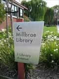 Image for Millbrae Library - Millbrae, CA