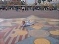 Image for Disneyland/DCA Courtyard Compass Rose - Anaheim, CA