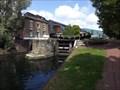 Image for Mile End Lock - Regent's Canal, London, UK