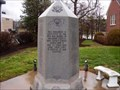 Image for Haywood County World War II Monument ---  Canton in Haywood County, North Carolina