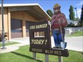 Image for Smokey  Bear in Ogden City, Utah