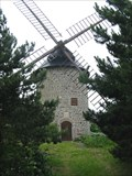 Image for Windmill in Gatteville, Barfleur, Normandie, France.