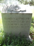 Image for Duncan J. Sinclair - Prospect Hill Cemetery - Omaha, NE