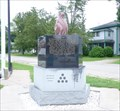 Image for Afghanistan-Iraq War Memorial - Maple City Veteran's Memorial Park, Paw Paw, Michigan
