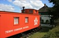 Image for ex-CNR 76904 — Fort Langley, British Columbia