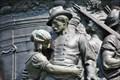 Image for Confederate Memorial Relief Art - Arlington Cemetery, Arlington, VA