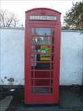 Image for Red Telephone Box - Seagrave, Leicestershire