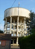 Image for Water Tower - Shakespeare Road, Harpenden, Hertfordshire, UK.