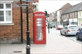 Image for Pershore High Street Red Phone Box