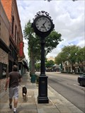 Image for Wm. G. Stedman Jeweler Clock - Fullerton, CA