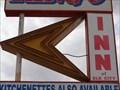 Image for Kings Inn  Neon - Route 66, Elk City, Oklahoma, USA.