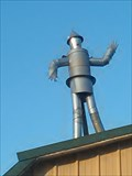 Image for Arnold The Sheet Metal Man - Siloam Springs AR