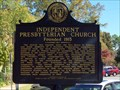 Image for Independent Presbyterian Church, Founded 1915 - Birmingham, AL