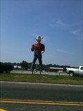 Image for Rodeo Muffler Man - Woodstown, NJ