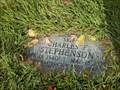"Image for Charles F. ""Skip"" Stephenson - Holy Sepulchre Cemetery - Omaha, Ne."