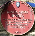 Image for King's Arms Hotel, High St, Pateley Bridge, N Yorks, UK