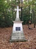 Image for Croix commémorative des Buttes de Bournan (Saumur, Pays de la Loire, France)