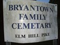 Image for Bryantown Family Cemetary