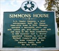 Image for Simmons House - Walthall County, Mississippi