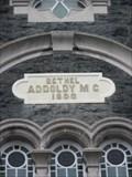 Image for 1896 - Addoldy Methosiadd Calvinaidd, Cynwyd, Denbighshire, Wales, UK