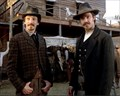 "Image for HBO's ""Deadwood"" TV series using the Veluzat/Autry movie ranch- Saugust, CA"