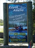 Image for Kayak Amelia - Simpson Creek - Jacksonville, FL