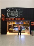Image for Custom Burgers - Terminal E - Houston, TX