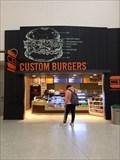 Image for Custom Burgers - Terminal E - Houston, TX