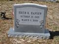 Image for 100 - Edith K. Hansen - Hilliard, FL