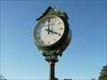 Image for Pinehurst Golf Club Clock - Pinehurst, NC