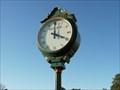 Image for Pinehurst Golf Club Clock - Pinehurst, NC