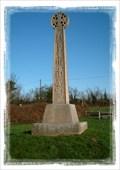Image for St Augustine's Cross - Ebbsfleet Kent UK