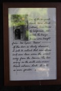 Image for Old Doors -- Mission San Gabriel Archangel, San Gabriel CA