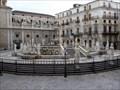 Image for Fountain of Piazza Pretoria - Palermo, Sicily, Italy