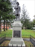 Image for Collyer Monument - Pawtucket, Rhode Island